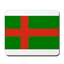 Flag Smaaland Mousepad