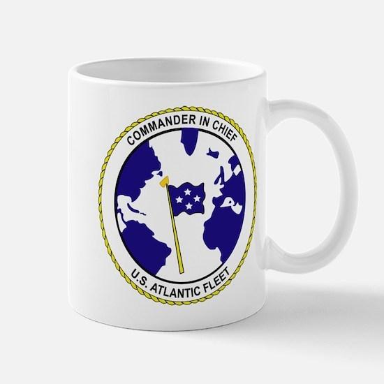 Commander In Chief, US Atlantic Fleet (CINCLANTFLT