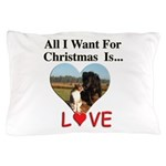 Christmas Love Pillow Case
