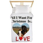 Christmas Love Twin Duvet