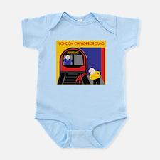 London Chunderground Infant Bodysuit