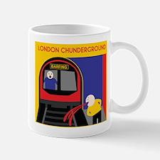 London Chunderground Mug