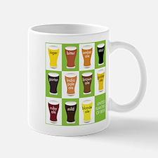 United Flavors of Beer Mug