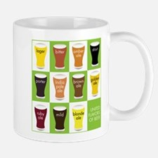 United Flavors of Beer Small Small Mug