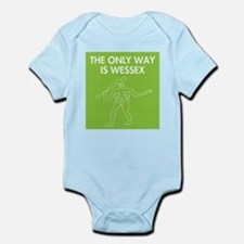 The Only Way is Wessex Infant Bodysuit