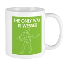 The Only Way is Wessex Mug