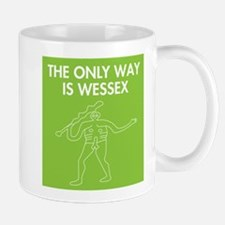 The Only Way is Wessex Small Small Mug