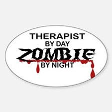 Therapist Zombie Decal