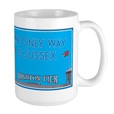 The Only Way is Sussex Mug