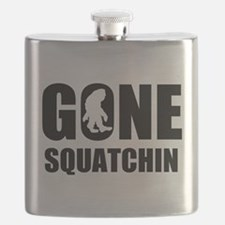 Gone sqautchin Flask