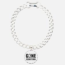 Gone sqautchin Bracelet