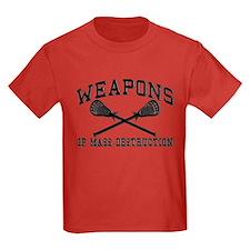 Lacrosse Weapons of Mass Destructions T