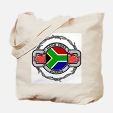 Hard Core South Africa Boxing Tote Bag