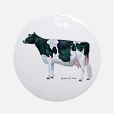Roxy Ornament (Round)