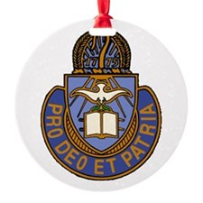 Chaplain Crest Ornament