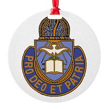 Chaplain Crest Ornament