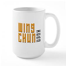 Wing Chun Kuen Mug