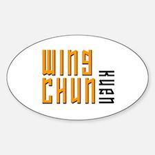 Wing Chun Kuen Decal