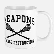 Lacrosse Weapons of Mass Destructions Mug