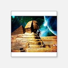 """Sphinx Square Sticker 3"""" x 3"""""""