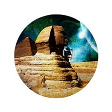 "Sphinx 3.5"" Button (100 pack)"
