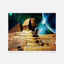 Sphinx Throw Blanket