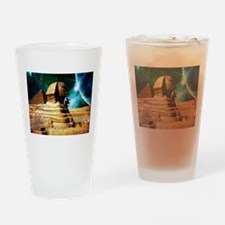 Sphinx Drinking Glass