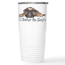 Unique Bullmastiff Travel Mug