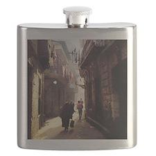Egyptian Streets Flask