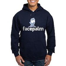 Facepalm Hoodie (dark)