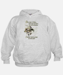 Chrono Trigger - Frog Quote Hoodie