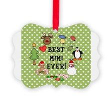 Cute Best mimi Ornament