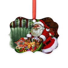 Santa Claus! Ornament
