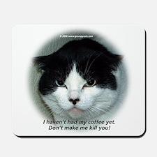 Grumpy Cats Mousepad
