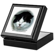 Grumpy Cats Keepsake Box