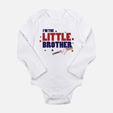 little middle big brother bas Body Suit Body Suit