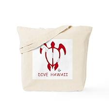 Hawaii Dive Tote Bag