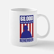 68,000 Remember Mug