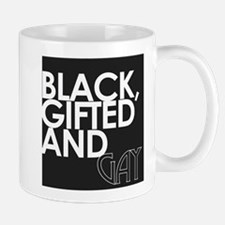 Black, Gifted & Gay Mug
