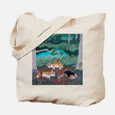 Fairy Friends Tote Bag