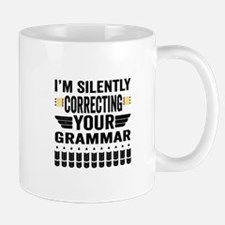 Silently Correcting Your Grammar Mug