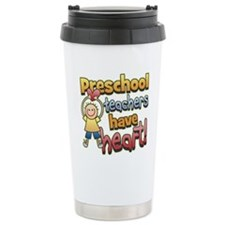 Cool Preschool Travel Mug
