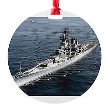 BB 63 Missouri Ornament