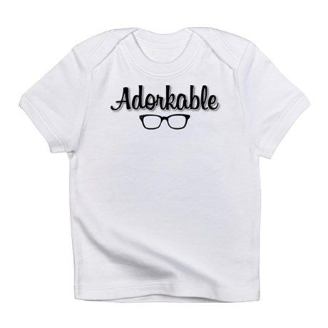 Adorkable Infant T-Shirt