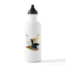 Goose Trio Water Bottle