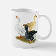 Goose Trio Mug