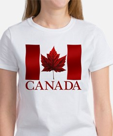 Canada Flag Souvenirs Canadian Maple Leaf Gifts Wo