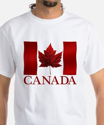 Canada Flag Souvenirs Canadian Maple Leaf Gifts Wh
