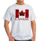 Canada Mens Light T-shirts