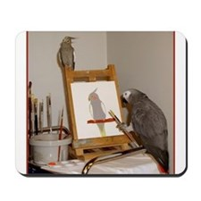 The Artist Mousepad